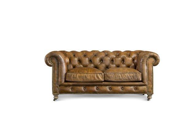 Saint Paul Chesterfield Sofa Clipped