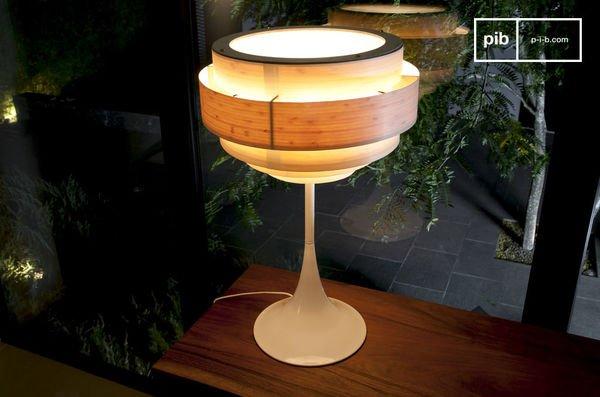 Scandi Lamp vintage