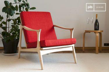 Scandinavian armchair Aarhus
