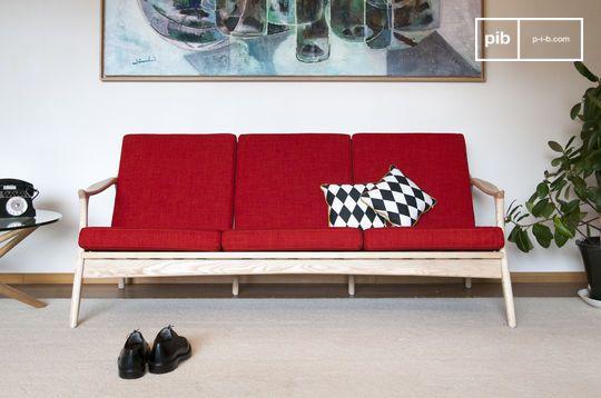 Scandinavian bench Aarhus