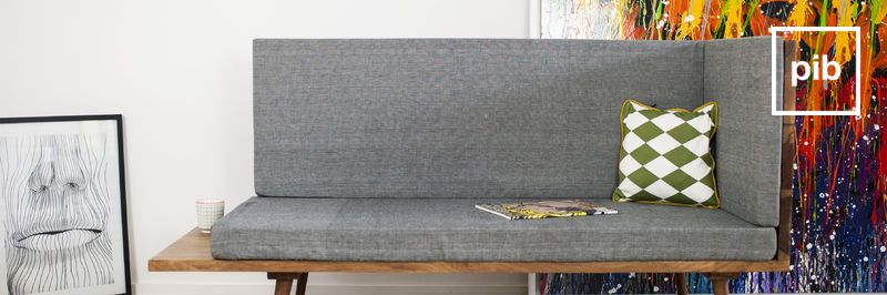 Scandinavian benches back soon in collection