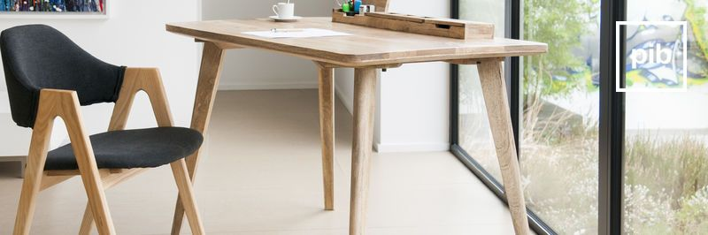 Scandinavian desks back soon in collection