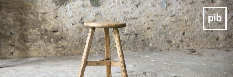 Scandinavian stools back soon in collection
