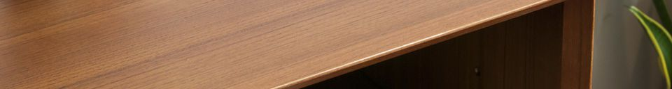 Material Details Scandinavian style sideboard Henrik