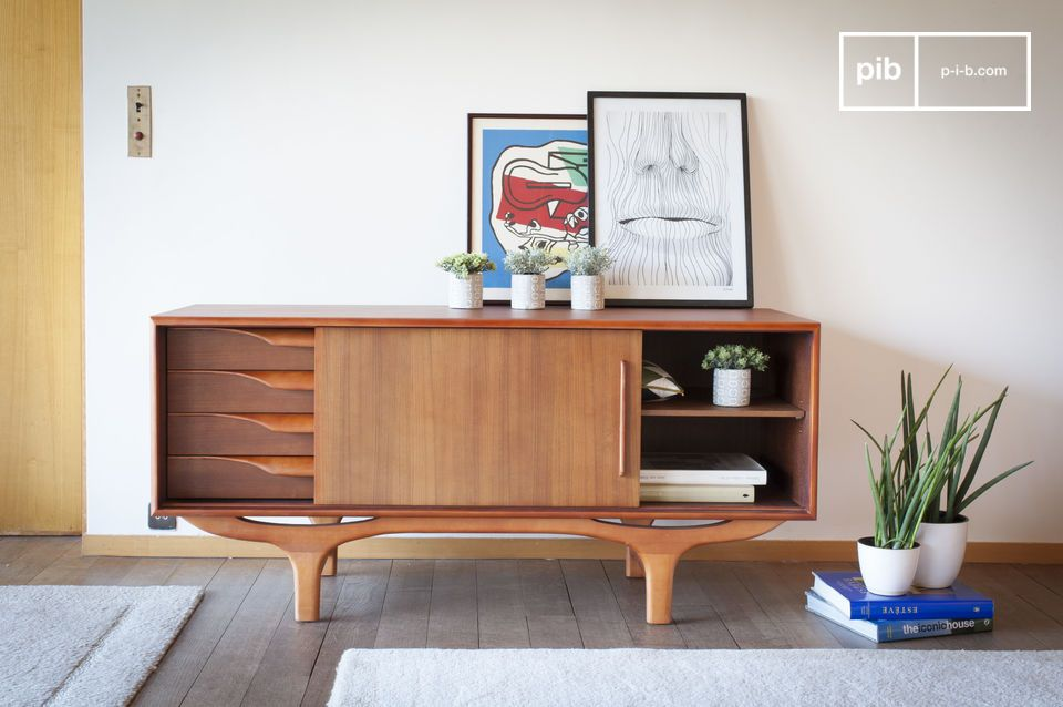 A true ode to the Scandinavian design of the 50s