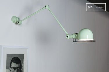 Seagreen Jieldé  Signal wall lamp