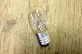 Set of 3 pear-shapped 15 watts bulbs