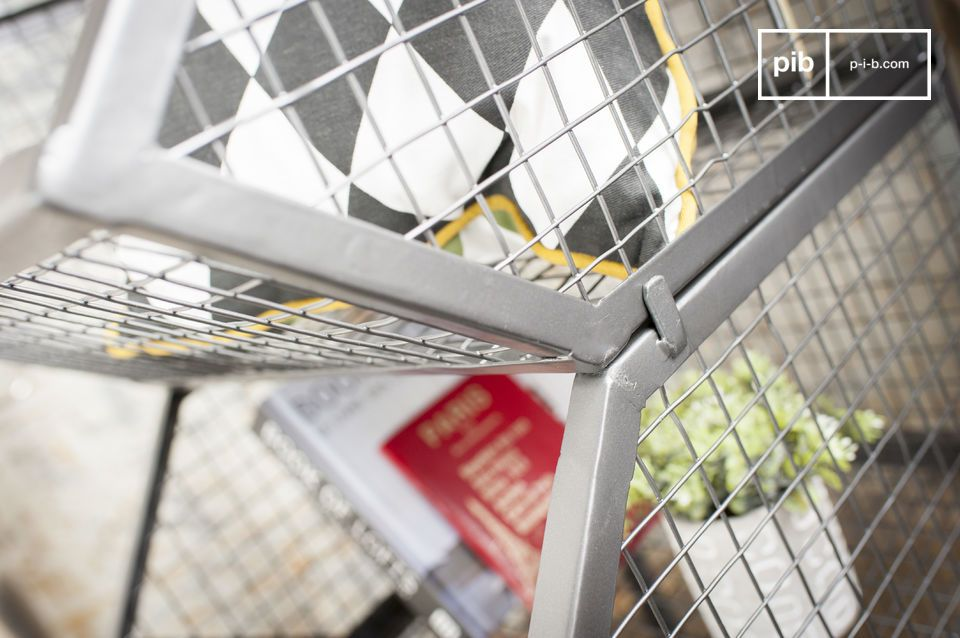 The baskets combine robustness, noble appearance and ease of use.
