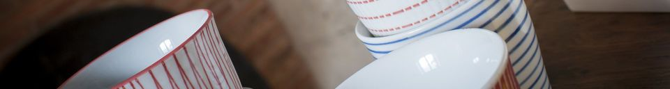 Material Details Set of 6 porcelain cups Grite