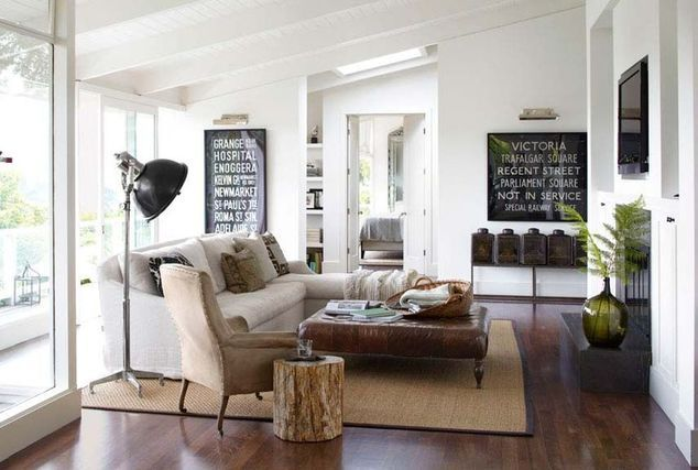 shabby chic living room tips and ideas
