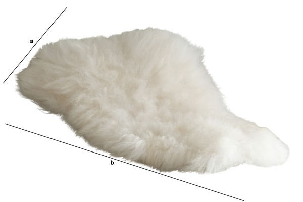 Product Dimensions Sheepskin Iceland