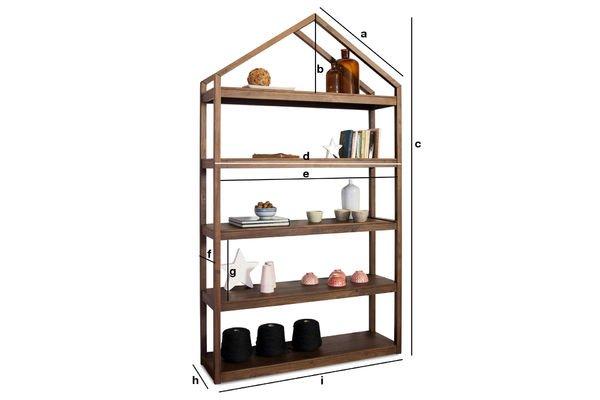 Product Dimensions Shelf Pähkinä