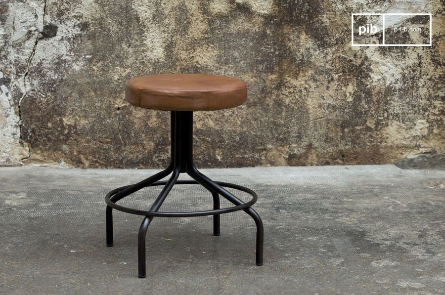 Shoemaker stool