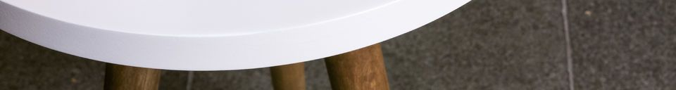 Material Details Side table Lünd