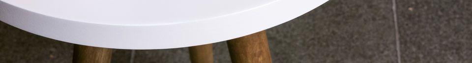 Material Details Side table Lünd