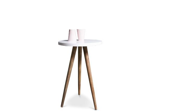 Side table Lünd Clipped