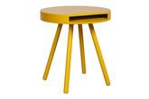 Side table Secret Hair yellow