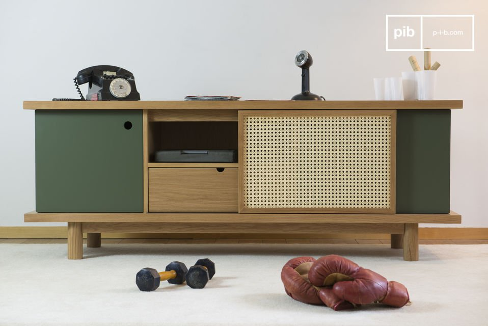 Sideboard Tammea made out of oak wood