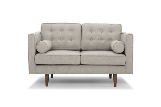 Silkeborg Fabric Sofa Clipped