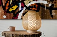 Skib table lamp