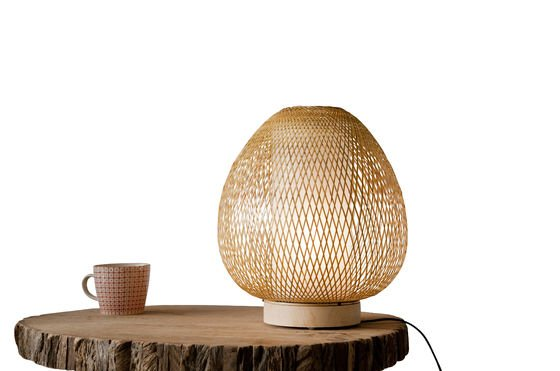 Skib table lamp Clipped