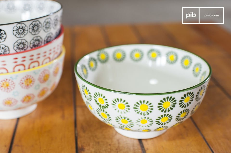 The small bowls from the collection Julia will convince you with their high quality