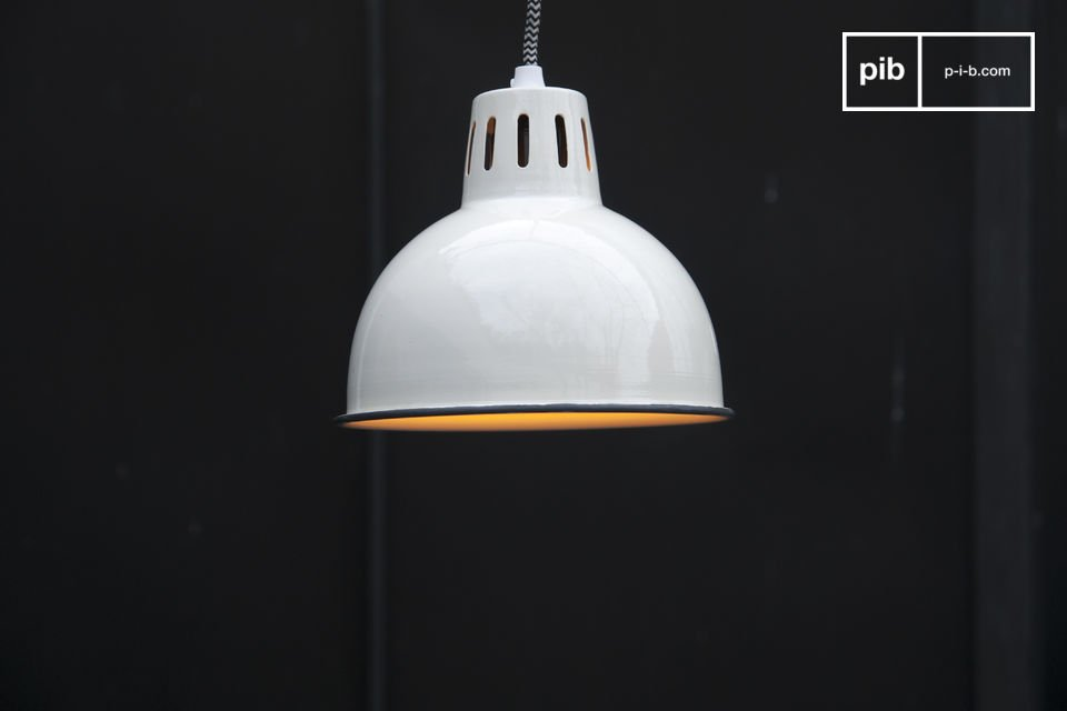 Snöl White Hanging Light