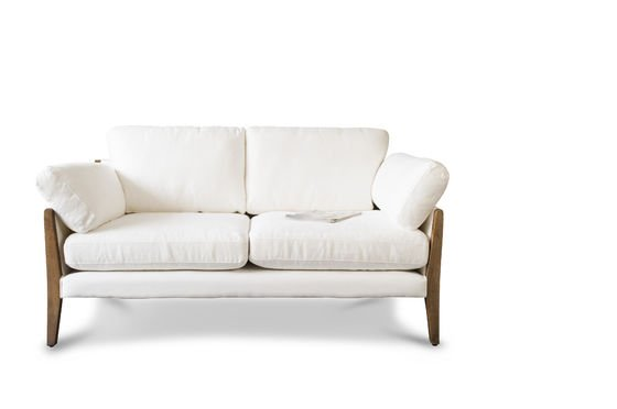 Sofa Ariston white Clipped