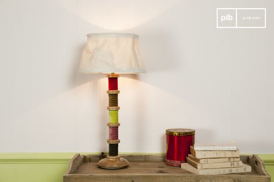 Soft Mercery lamp