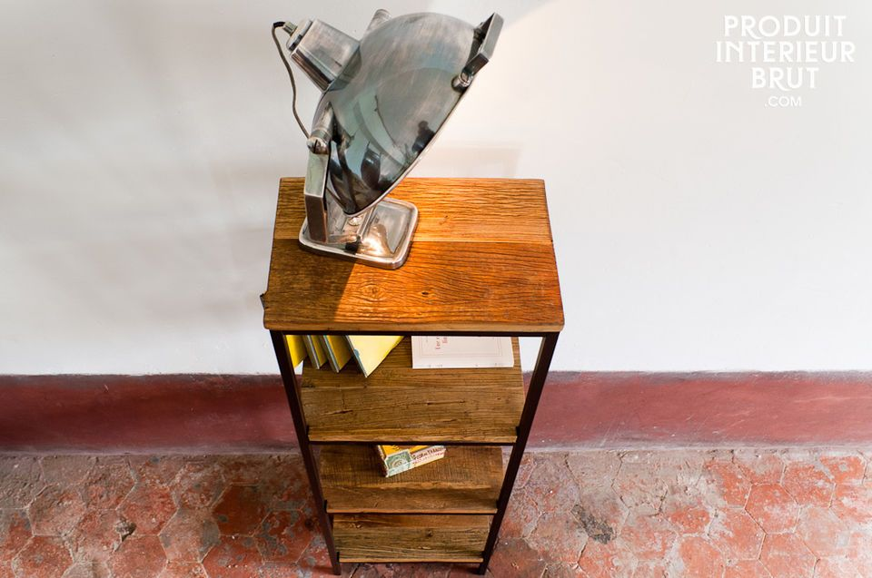 It will be at home in any room, and add an industrial touch in the mid-century workshop spirit