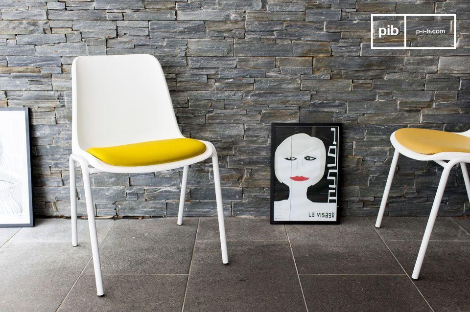 Sören Ocher Chair