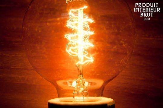 Spiral filament bulb
