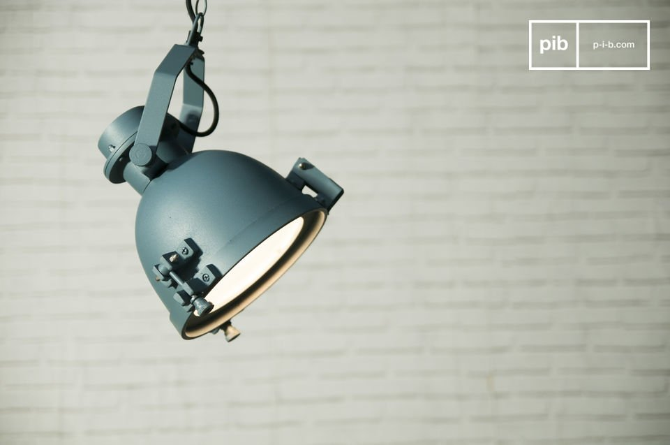 Why not try this trendy industrial light