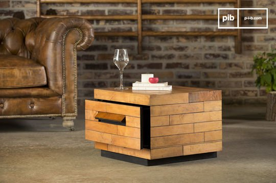 Square Sheffield Coffee Table