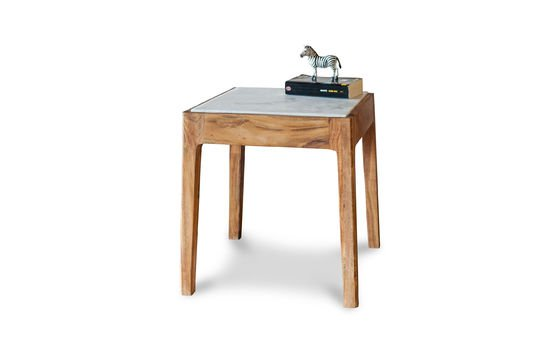 Square Side Table Marmori Clipped