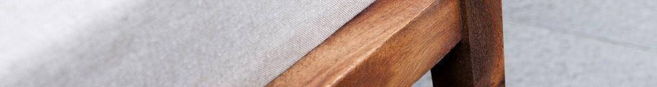 Material Details Stockholm armchair