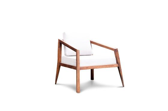 Stockholm armchair Clipped