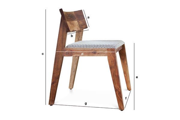 Product Dimensions Stockholm Chair
