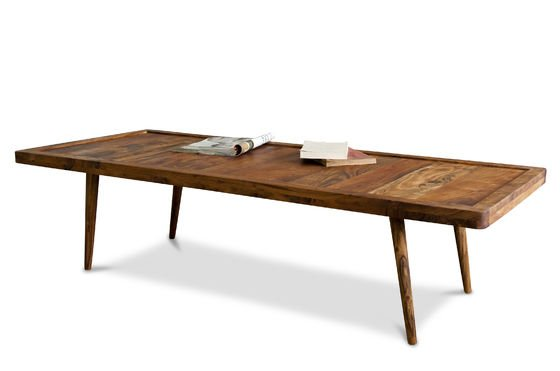 Stockholm coffee table large living room table with a pib - Grande table basse ...