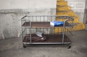 Storage trolley Remember