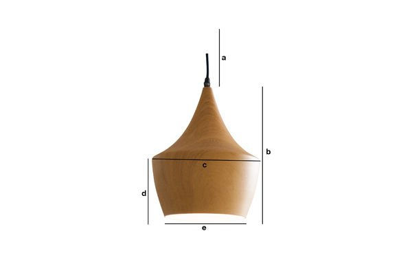Product Dimensions Svéa pendant light