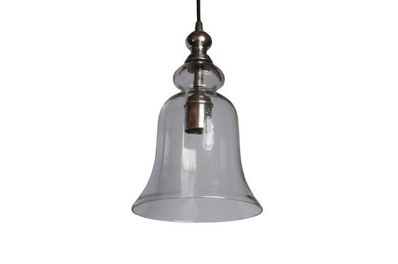Sweet Bell Glass Pendant light Clipped