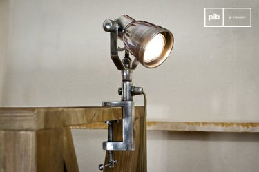 Table-clamp light