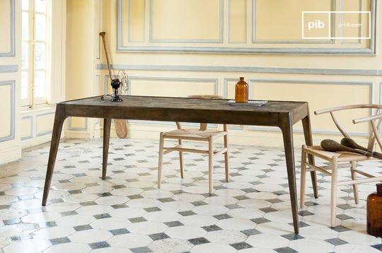 Table en bois Tabüto