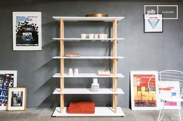 Tennö bookshelf