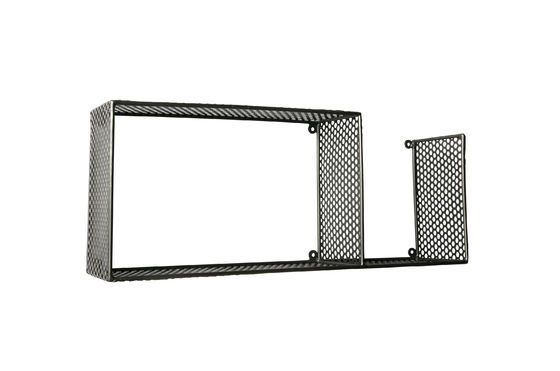 Tograx metal wall shelf Clipped
