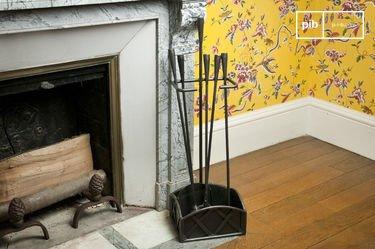 Toolset fireplace