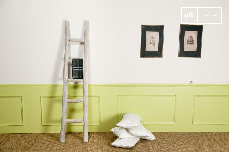 The Towel Holder ladder is a superb piece of furniture out of the ordinary