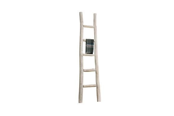 Towel rack ladder Clipped
