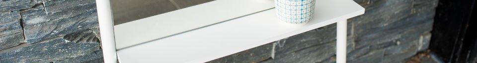 Material Details Trapisa Mirror
